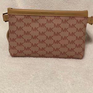 Michael Kors Leather Belt Bag